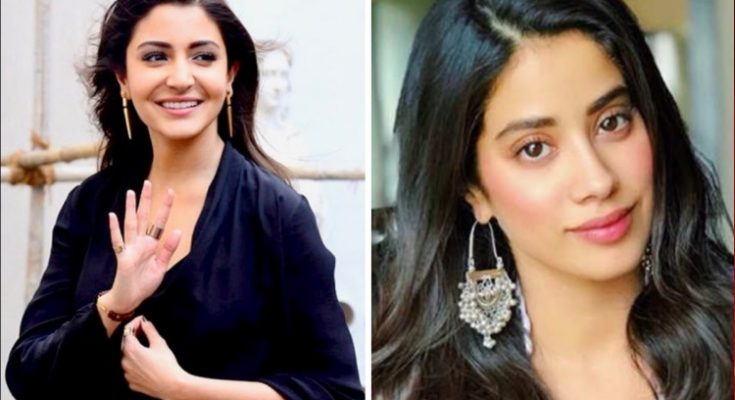 Anushka Sharma gave birth to a daughter and Janhvi Kapoor supported the farmer movement, five news