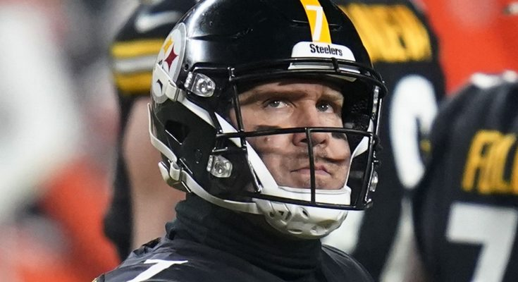 Ben Roethlisberger's agent 'happy' to adjust contract, says Steelers 'want Ben back' next season