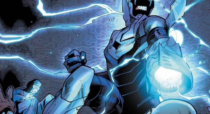 'Blue Beetle' will be DC Comics' first Latino superhero flick