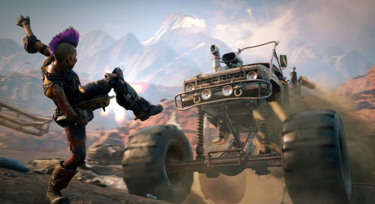 Free game alert: Rage 2 on PC is yours for the taking