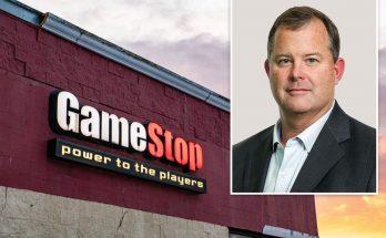 GameStop stock jumps as finance boss leaves amid Reddit saga