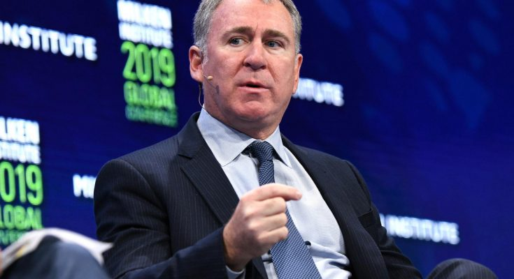 Ken Griffin blasts 'insane conspiracy theory' that he helped tank 'Reddit Rally'