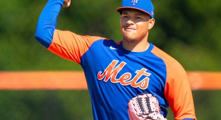 Mets' Taijuan Walker using analytics to become better pitcher