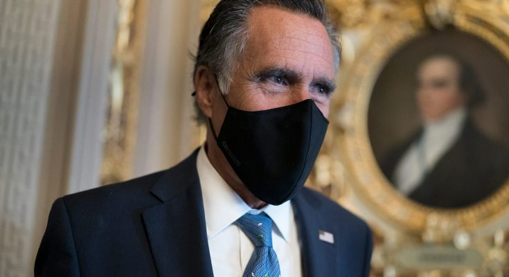 Mitt Romney criticizes Biden's $1.9 trillion stimulus plan as a 'clunker' with a 'troublesome' amount of aid to states
