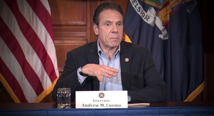 New York Gov. Cuomo facing calls to apologize for undercounting Covid-19 nursing home deaths