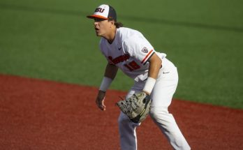 Oregon State Baseball By The Numbers