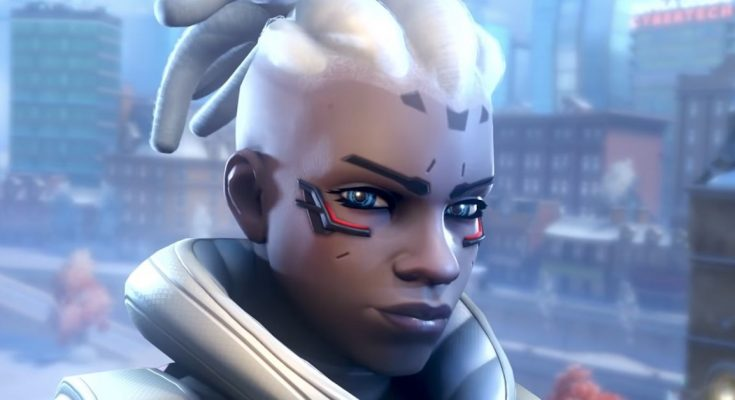 Overwatch 2: First hero Sojourn teased in BlizzCon video