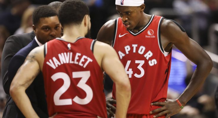 Raptors to be without All-Star for first time since 2013