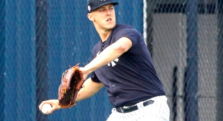 'Special' putting on Yankees uniform for first time