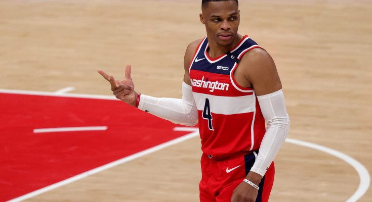 Twitter Reacts to Russell Westbrook Contributing to Shaqtin' A Fool After Missing a Wide Open Layup