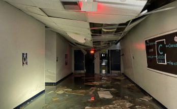 12 sent to hospital after roof collapse at Florida middle school