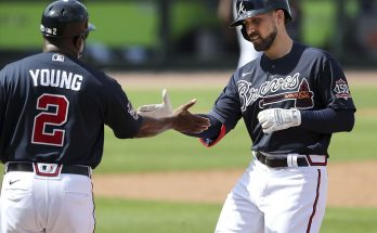 Braves OF Inciarte looks to bounce back from miserable year