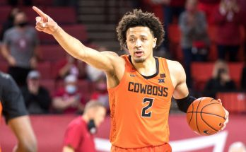 Cade Cunningham has lived up to all the hype at Oklahoma State
