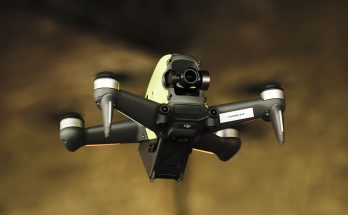 DJI FPV review: fast and furious