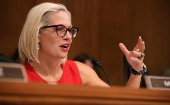 Democratic Sen. Kyrsten Sinema compared to Marie Antoinette for voting against minimum wage hike