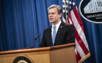 FBI director to testify for first time since Capitol riot