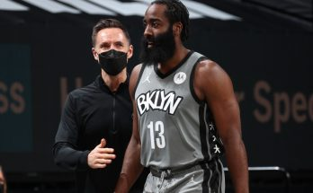 James Harden and Steve Nash take NBA awards for February
