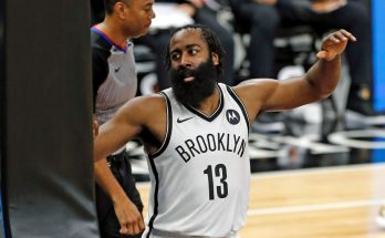 James Harden could be in for hostile return to Rockets