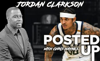 Jordan Clarkson talks Sixth Man of the Year, Utah's lack of national coverage, and more