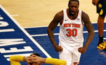Julius Randle carries Knicks to significant win over Pistons