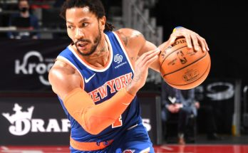Knicks' Derrick Rose out due to COVID-19 protocols