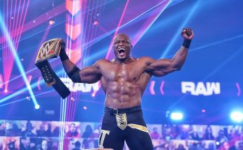 WWE Champion Bobby Lashley Issues A Statement After Beating The Miz on WWE RAW