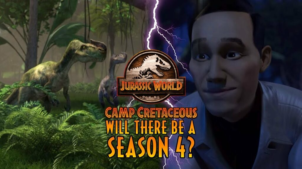 Jurassic World Season 4