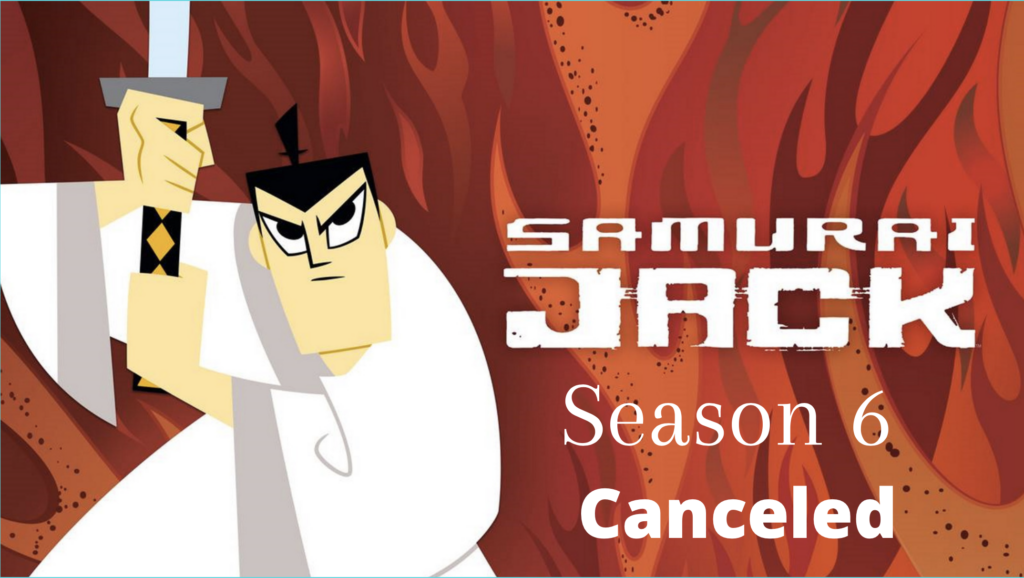Samurai Jack Season 6