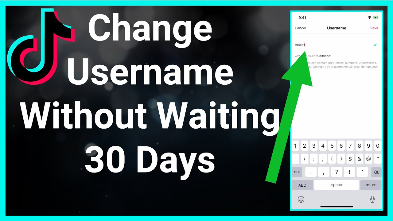 How to Change Your Username in Tik Tok?