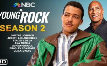 Young Rock Season 2