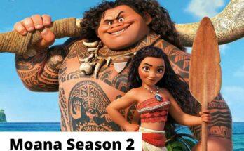 Moana Season 2