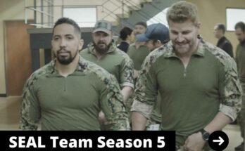 SEAL Team Season 5