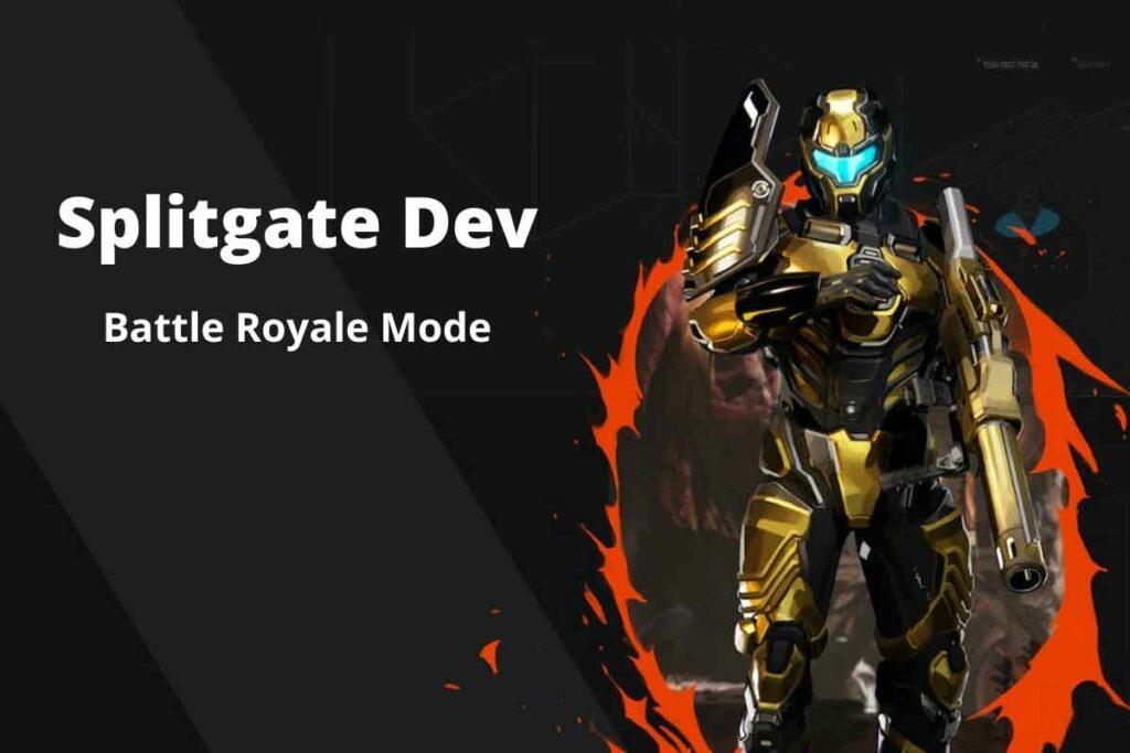 Splitgate-Dev