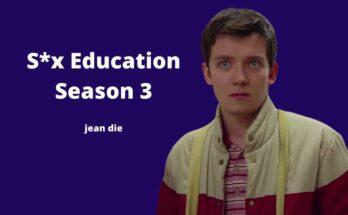S*x Education season 3